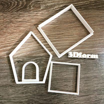 3D дом №1
