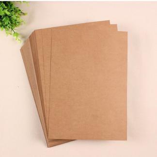 Листы крафт — бумаги