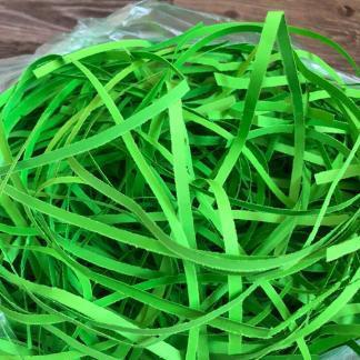 Бумажный наполнитель «Зеленый»