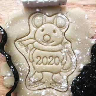Мышка 2020 форма+штамп