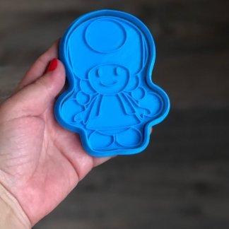 Марио 4, Вырубка+штамп