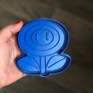 Марио 8, Вырубка+штамп