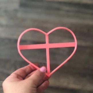 Сердце, Формочка