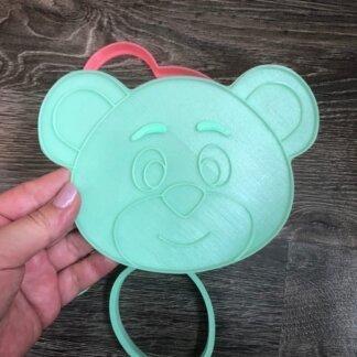Милый мишка, Форма+штамп