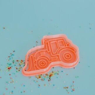 Трактор, Форма+штамп