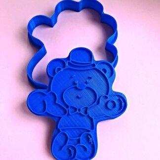 Мишка Тедди, Форма+штамп