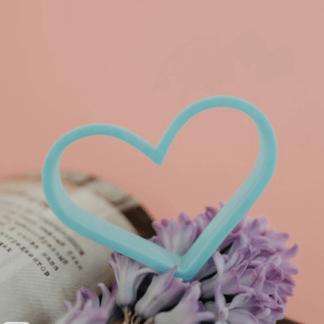 Вырубка «Сердечко»
