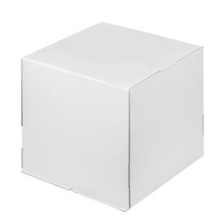 Коробка для торта без окна, 30/30/30 см Гофрокартон